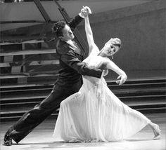 Someday...I will take ballroom dancing lessons.