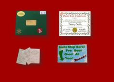 #Santa Stop Here Window Decal Package by SantaGiftWorkshop on Etsy, $9.90