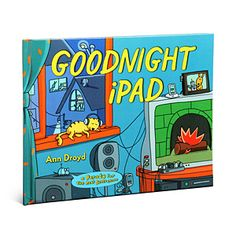 This parody of the classic Goodnight Moon helps young and old alike say goodnight and leave our gadgets to charge. $14.99