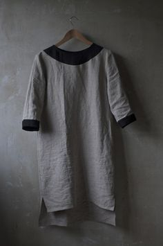 Marlen Kärema __ Linen 100%. Large cut. Can be ordered XS, S, M, L. Price - 90€