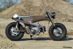 Honda S90, Small Motorcycles, Pit Bike, Kustom Kulture, Bike Trails, My Ride, Custom Bikes, Bobber, Motorbikes