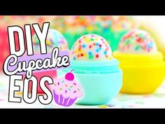 DIY EDIBLE EOS! | Eat Your EOS! | Delicious EOS Treats! - YouTube