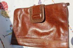 Business-bag Laptop-case Clutch von treasuresmakeshappy auf Etsy
