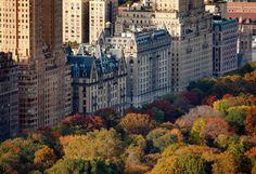 Spettacolo d' #autunno, le 15 città più colorate della #stagione