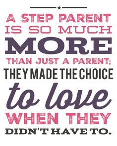 Step Parent Mother's Day Step Mom Step Mother & Dads I am grateful 🙏 Step Parents Quotes, Dad Quotes, Family Quotes, Step Kids Quotes, Stepmom Mothers Day Quotes, Mom Sayings, Southern Sayings, Daughter Quotes, Father Daughter