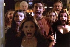 BtVS! This is a screenshot from 'Tabula Rasa' (S6E8), a classic episode that I have seen too many times to count! <3