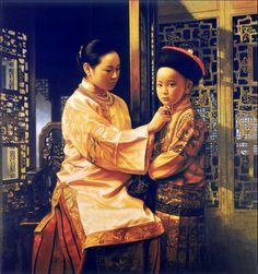 Jiang Guo Fang ~ Forbidden city