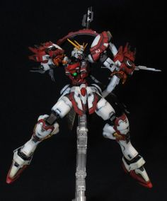 GUNDAM GUY: GF13-017NJII Burning Gundam - Custom Build