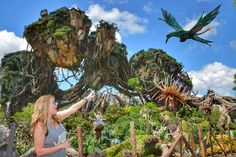 Top Six Things You Must Do at Pandora: World of Avatar - Living By Disney Avatar Disney World, Walt Disney World, New Pandora, Alien Creatures, Open Up, Plan Your Trip, Looking Gorgeous, Animal Kingdom, Great Places