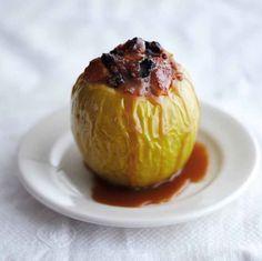 Caramel Baked Apples