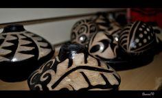 #Honduran pottery crafts ...