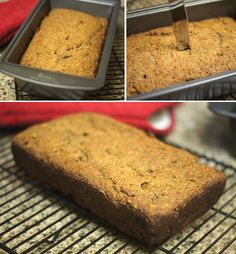 Almond Flour Banana Bread with Apples and Almonds!