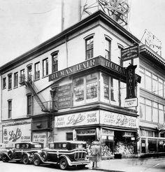 Human Hair Store...1930 Newark, NJ