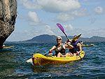 Phuket - Phang Nga Self Paddle by Sea Canoe (Thailand) Co., Ltd. : Original Sea Kayak Tour Operator Since 1989