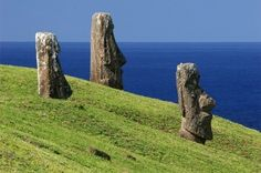 Easter Islands by thelma