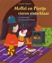 Moffel en Piertje vieren sinterklaas ; Moffel en Piertje vieren kerst -  Dijkzeul, Lieneke -  plaats Verhalen DIJK