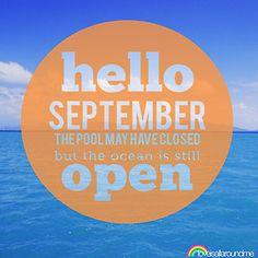 #helloseptember #summersnotover