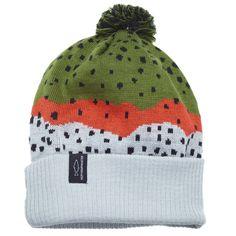RepYourWater Michigan Whitetail Hat Tan//Green