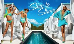 cruise ship clothing for women | ABOVE Swimsuits and cruisewear from