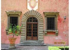Villa Vignamaggio Greve in Chianti, Tuscany, Italy September 2015