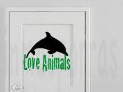 Puerta delfín.marca agua