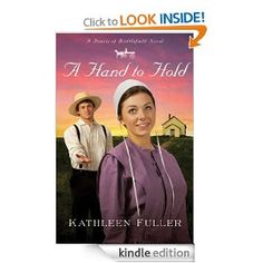 Book 3: A Hand to Hold (A Hearts of Middlefield Novel): Kathleen Fuller: Amazon.com: Kindle Store $9.99 #amish #fiction #romance