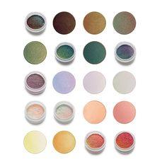 Makeup Geek Duochrome Collection Full Set (12 Pans & 8 Jars)