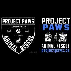 www.projectpaws.ca instagram.com/projectpawscanada