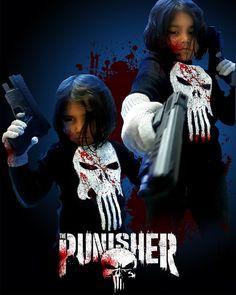 My 4 year old PUNISHER  #punisher #punisherfan #marvel #punishermarvel #cosplay #marvelcosplay #punishercosplay #cosplayer #gun #skull #pose #model #marvelfan #marvelcomics #netflix #punishernetflix