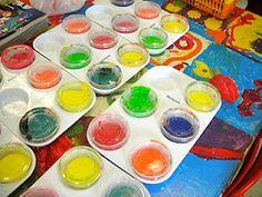 paint trays!