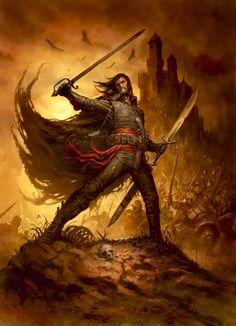 heroic fantasy | Heroic Fantasy SOLOMON KANE