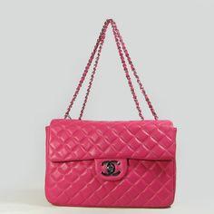 Chanel handbag.....classy and classic.