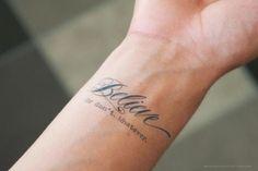 Lettering Time: 70 Tatuajes Tipográficos