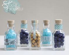 http://www.usineabonbons.com/ | candy jars