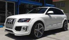 Image result for suv with rims