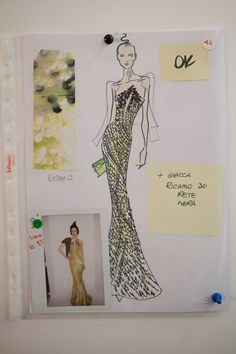 Making of Armani Prive Spring 2012 Couture