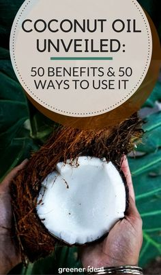 Coconut oil is one of life's little miracle substances that has a big range of benefits and uses you can apply to all areas of your health and wellbeing. Whether on the skin or in the tum, coconut oil is usable in the kitchen to the bathroom and beyond. H