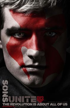 #Peeta is ready to fight the Capitol... are you? #Unite