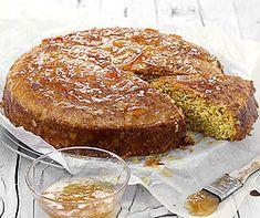 Gâteau de courge à l'orange