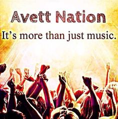 Avett Nation. I and Love and You