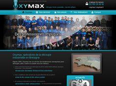 Oxymax : Découpe industrielle et pliage de tôles entre Brest, Quimper et St Brieuc