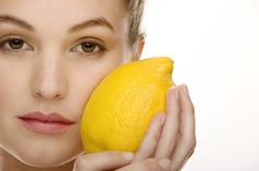 lemon juice is one of the natrual ways you cure acne