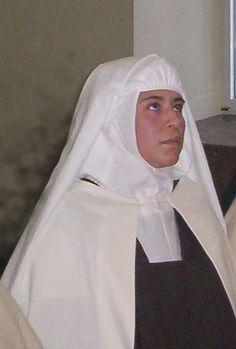 Magdalena Of The Eucharist, Carmelite nun, Valladolid, Spain – Nuns Habits, Bride Of Christ, Heart Of Jesus, Santa Teresa, Eucharist, Beautiful Stories, Feel Tired, Just Smile, Roman Catholic