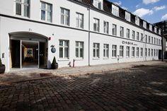 Hotel Oasia in Aarhus, Denmark. Designed by C.F. Møller architects. Photo by Hotel Oasia