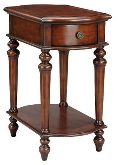 norwood chairside table stein world furniture home gallery stores - Side Tables For Living Room