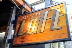 Ballard bar with friendly service, unique cocktails, quality microbrews, and specialty sausages. Ballard happy hour deals on tap beers.
