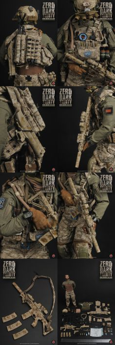 Soldier Story-SS084 (Zero Dark Thirty) DEVGRU SQUADRON TEAM - LEADER