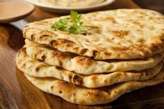 Soft Gluten Free Garlic Naan – Oven-Baked or Stovetop