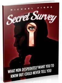 """""""Secret Survey"""" is a relationship course that was designed by Michael Fiore in order to help women understand the truth about men and what they really want from them. This post at onecarenow.org explains what the Secret Survey program contains and what women should understand about its pros and cons..."""