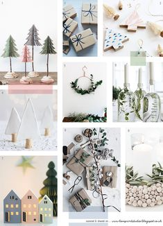 A festive post for you today, a crafted Christmas moodboard. Beautiful palettes of pastel pinks with soft mints and grey. A festive post for you today, a crafted Christmas moodboard. Beautiful palettes of pastel pinks with soft mints and grey. Bohemian Christmas, Natural Christmas, Nordic Christmas, Noel Christmas, Christmas Candles, Modern Christmas, Pink Christmas, Christmas Colors, Simple Christmas
